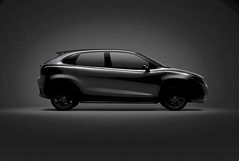 Kompakte Crossover-studie Suzuki Concept Ik-2