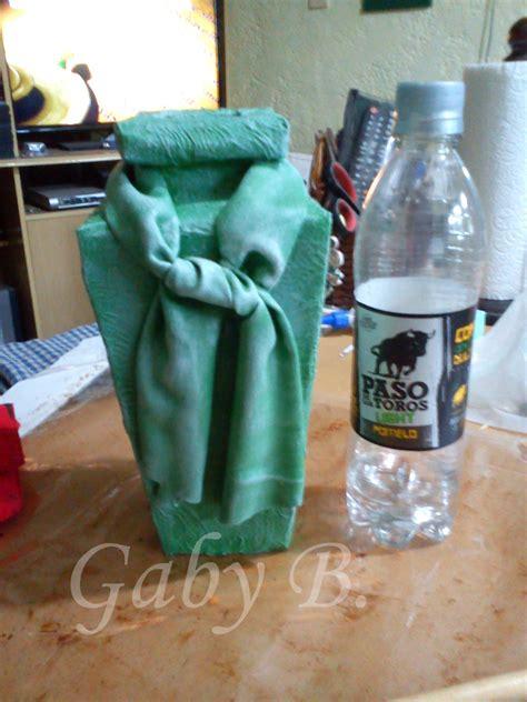 jarron chiquito tama 241 o de una botella de 500cc mis trabajos en cartapesta jarrones sobres