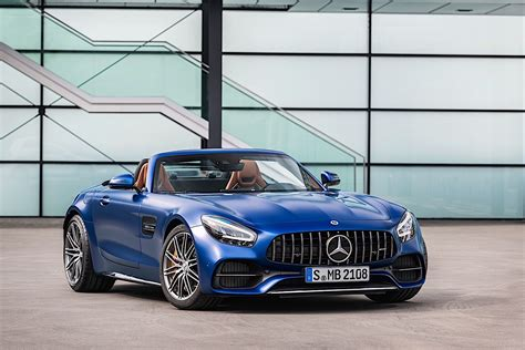 2020 Mercedes-amg Gt Lineup Gets Redesign And Tech