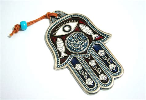 of fatima wall hanging decor islam allah amulet charm hamsa luck evil eye 1 ebay