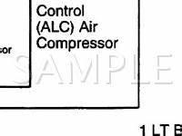 Wiring Diagram Alternator Warning Gage