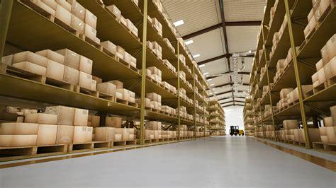 The Warehouse Of The Future Cisco Installs Iot At 3 Major