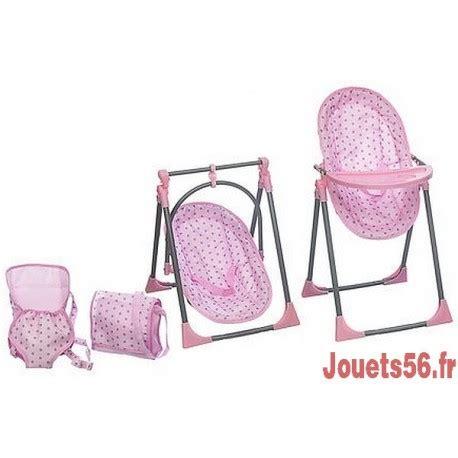 chaise haute balancelle combo chaise haute et balancelle jouets56 fr