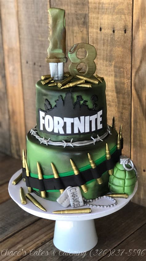 fortnite birthday cake fortnite fondant 2 tier birthday cake birthday