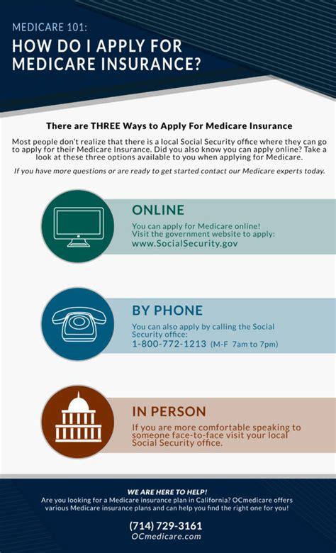 medicare    apply  medicare insurance orange