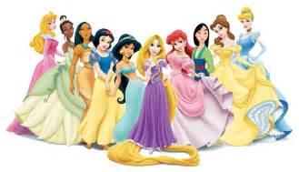 Disney Princess as A