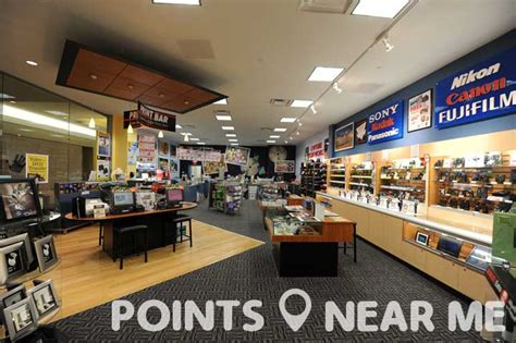 camera store   points