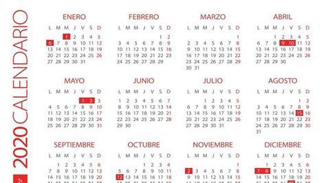 los dias festivos en madrid de  el calendario laboral