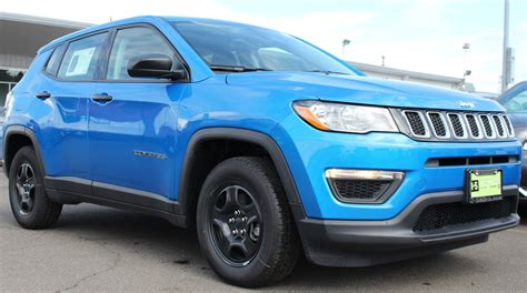 jeep compass sport 2018 new 2018 jeep compass sport sport utility in chehalis