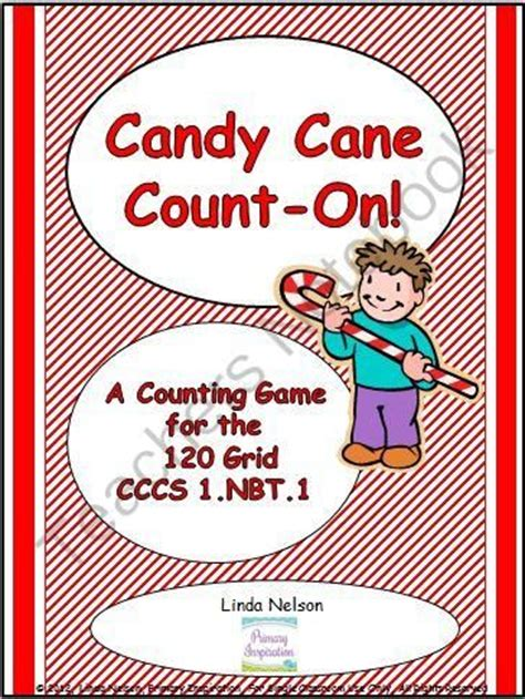 Candy Cane Counton From Primaryinspiration On