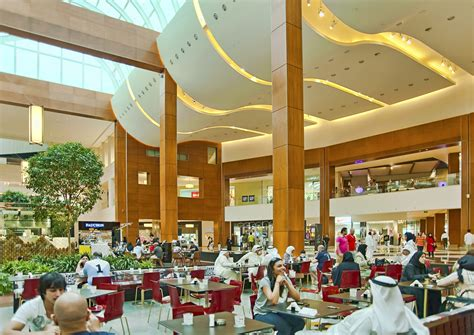 mitch duncan architectural photography  mall kuwait