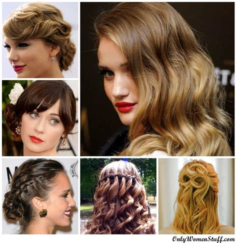 easy hair styles for prom 50 easy prom hairstyles updos ideas step by step