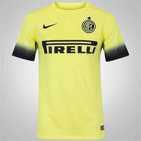 Camisa Inter de Milão III 15/16 Nike - Masculina - Centauro