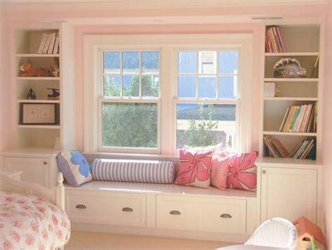 add  cozy window seat  storage   guest