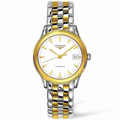 Longines Flagship Gold Mens Automatic Dial Steel