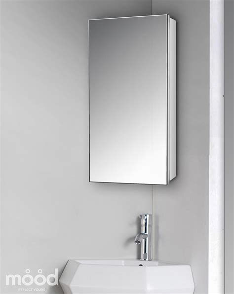 Corner Bathroom Cabinet With Mirror by Slim Corner Bathroom Mirror Cabinet 65x30 With