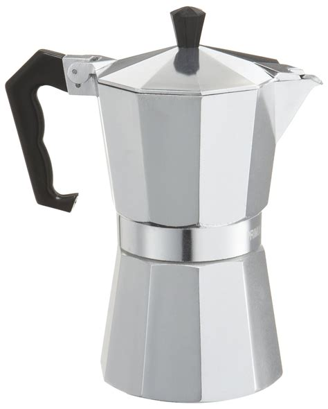 The bialetti kitty espresso coffee maker is the solution to achieving rich and flavorful espresso without breaking the bank. Primula Aluminum 6 Cup Stovetop Espresso Maker Latte Mocha Coffee Pot New   eBay
