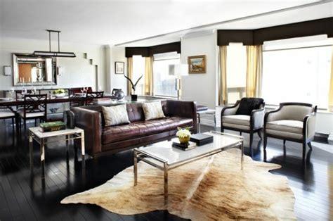 wohnzimmer contemporary family room dusseldorf by wohnzimmer einrichten modernes designer sofa aus leder
