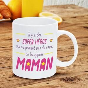 Tasse Fete Des Meres : id e cadeau maman tasse originale avec message humoristique sur rapid cadeau ~ Teatrodelosmanantiales.com Idées de Décoration