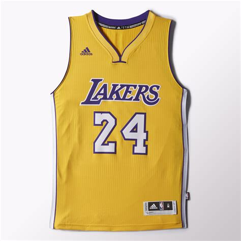 Lakers 2020 playoff gear is at the official online store of the nba. adidas Lakers Home Swingman Jersey - Gold | adidas US