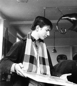 Young Alan Rickman at Latymer Upper School (Class of 1964 ...