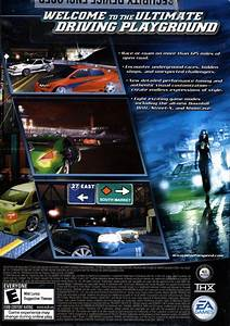 Speed Box 2 : need for speed underground 2 box shot for pc gamefaqs ~ Jslefanu.com Haus und Dekorationen