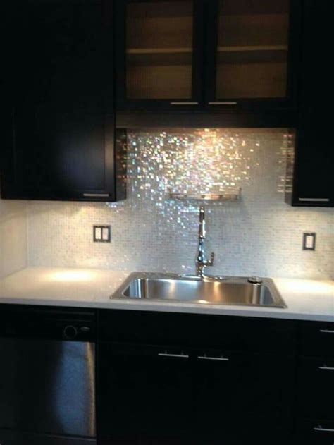kitchen wall tile paint iridescent tiles with glitter grout for the home 6447