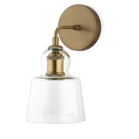 lights wall lights hoyt wall sconce with tapered