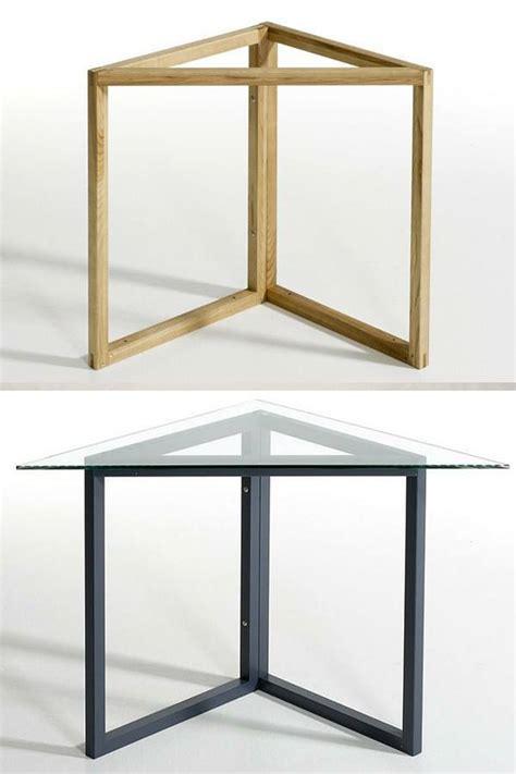 treteaux bureau tréteaux design 21 idées pour la table ou le bureau