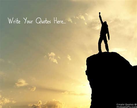 write quote    destination picture