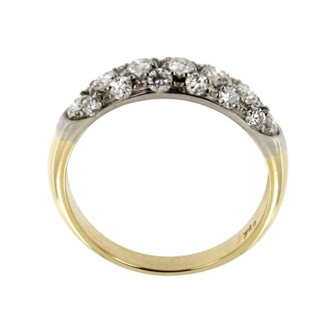 Anello Pave by Anelli Pav 233 Www Orocash It