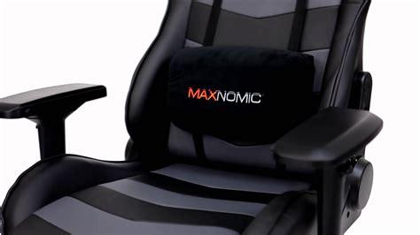 maxnomic vs dxracer pc gaming chair comparisons 2017