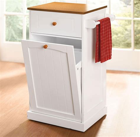 trash bin storage cabinet cabinet ideas
