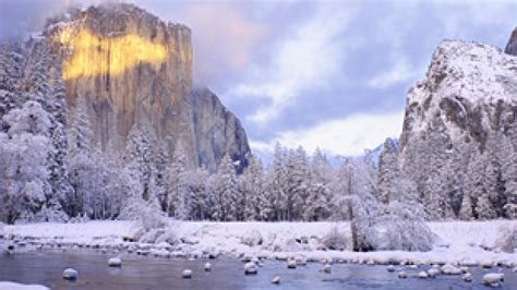 Yosemite In Winter Outdoors And Adventure Travel Channel