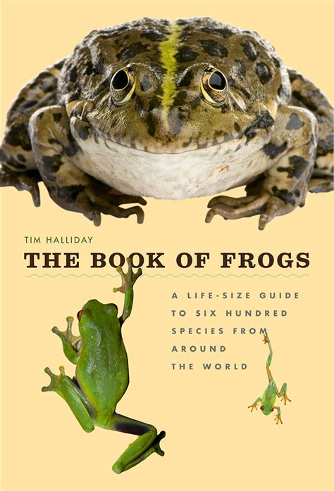 frogs books species around guide six halliday hundred tim its press america related migration eggs nature amazon snake bird