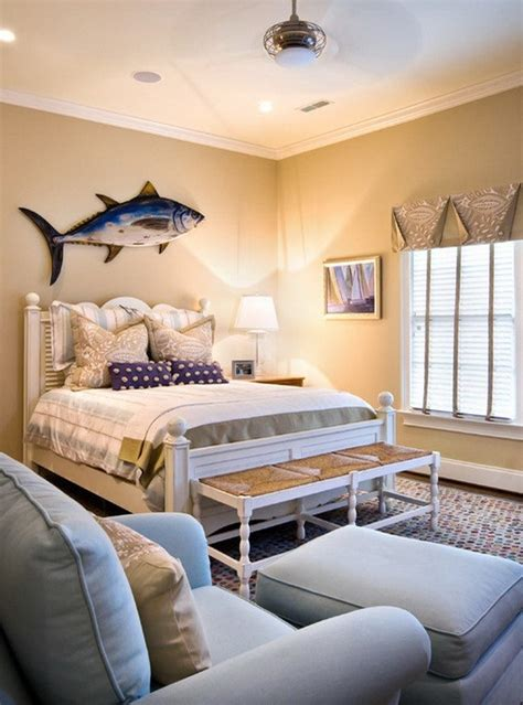 Decorating Ideas Bedroom by Coastal Bedroom Design And Decoration Ideas For Creative