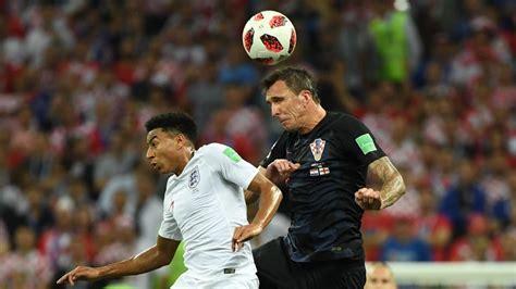 Fifa World Cup Semi Final Highlights Croatia Beat