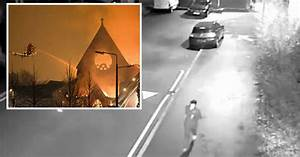 CCTV released after arson attack on church in Salford ...