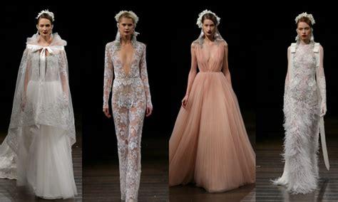 Bridal Fashion Week Spring/summer 2018