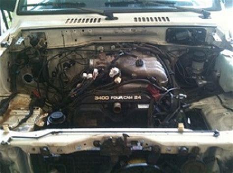 Daihatsu Rocky Engine by 3 4 Into My Rocky Daihatsu Yotatech Forums