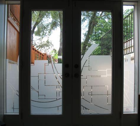 Custom Graphics Cut In Frost On Residential Door  Window. Rubber Garage Door Threshold. Garage Floor Cleaning. Garage Doors In San Jose. Storm Door Menards. Interlocking Garage Floor Tile. Overhead Door Lewistown Pa. Garage Remote Opener. Aluminium Door
