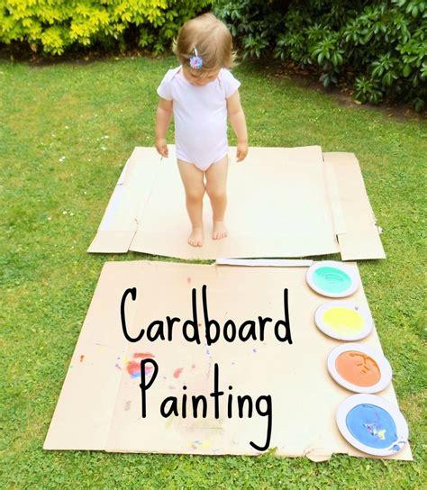 best 25 outdoor toddler activities ideas on 487 | 60513d5542e9261593ee864c3fb79dcd summer holiday activities painting activities