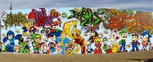 Cool Video Game Styled Street Art (23 pics) - Picture #9 ...