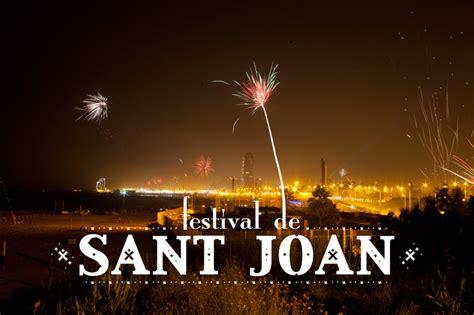 festival  sant joan    guide barcelona