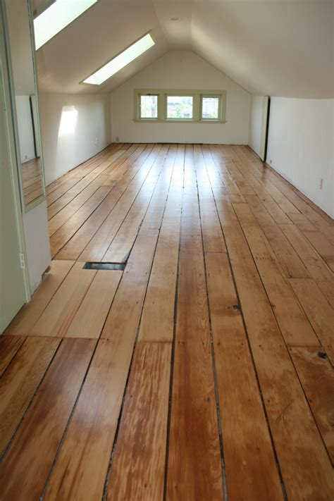 10? Wide Fir Attic Plank   Seattle Floor   Seattle Floor