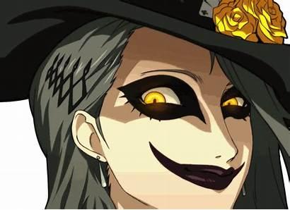 Persona Sae Shadow Tensei Megami Press Smug