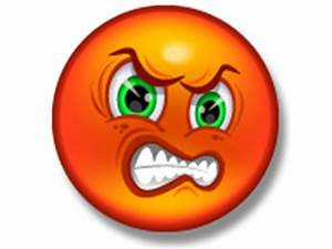 Angry Face Cartoon - Cliparts.co