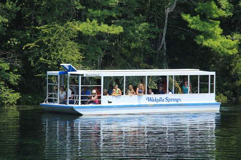 Wakulla Springs Boat Tour by Florida State Parks An Interactive Guide Orlando Sentinel