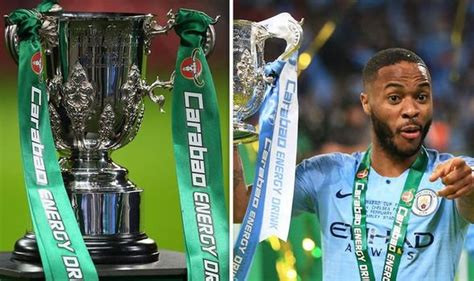 Carabao Cup draw: When is the EFL Cup draw? Man City plot ...