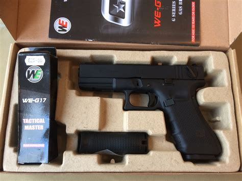 WE Glock 18c gas blowback pist - Buy & Sell Used Airsoft ...
